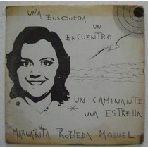 Margarita Robreda Moguel 1 Disco Lp Vinilo