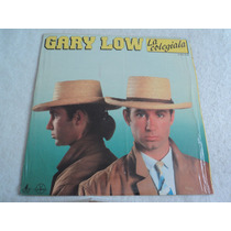 Gary Low La Colegiala/ Lp Vinil Acetato