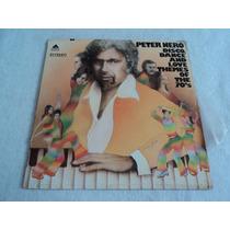 Peter Nero Disco Dance And Love 70´s/ Lp Vinil