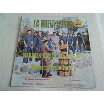 Marimba Brisas De Grijalva Humberto Moreno/ Lp Vinil