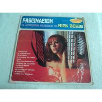 Nick Boleo El Acordeon Melodico Fascinación/ Envío Gratis/lp