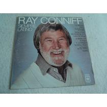 Ray Conniff Siempre Latino La Múcura/ Lp Acetato Vinil