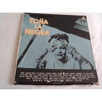 Toña La Negra Álbum Triple Mujer Cumbancha /3 Lp Vinil
