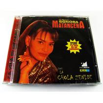 La Nueva Sonora Matancera Con La Chola Zenide Cd Nuevo 1999