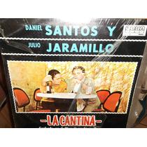 Julio Jaramillo La Cantina Lp Vinil