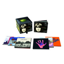 George Harrison The Apple Years (6 Albums + Dvd) Box Set