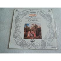 Periodo Clásico Haydn Mozart Álbum Doble/ 2 Lp Acetato Vinil