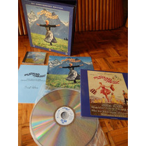 The Sound Of Music Box Set 30th Aniversario Cd + 3 Laser Dis
