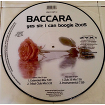 Vinilo Maxi 12 Baccara - Yes Sir, I Can Boogie High Energy
