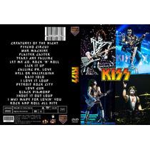 Kiss Dvd Live Mexico 25 Octubre 2014