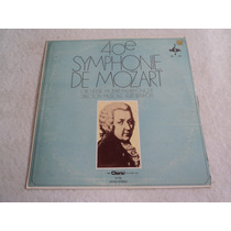 Mozart Symphony No. 40 Molto Allegro Andante/ Lp Vinil Aceta