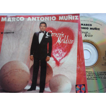 Marco Antonio Muñiz- Corazon Maldito - Cd Album