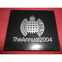 Ministry Of Sound - The Annual 2004 Cd Doble Imp 2003 Mdisk