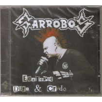 Garrobos - Ecatepec Duro.. ( Punk Hardcore Mexicano) Cd Rock