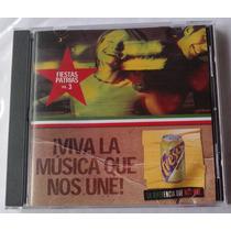 Cd Promo Fiestas Limite Mestizzo Banda Degollado El Mosquito