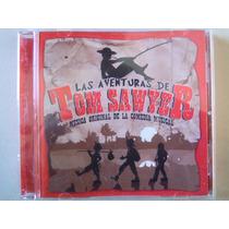 Las Aventuras De Tom Sawyer Cd Musica Original De La Comedia