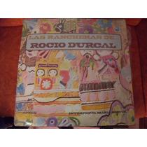 Lp Las Rancheras De Rocio Durcal Interpreta Maria Bonita