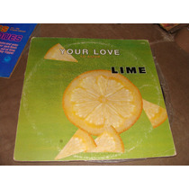 Acetato Your Love , Lime