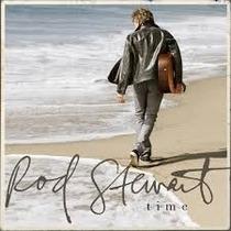 Cd Rod Stewart Time Su Nuevo Disco