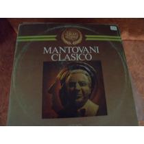Lp Mantovani, Album 3 Discos, Clasico, Envio Gratis