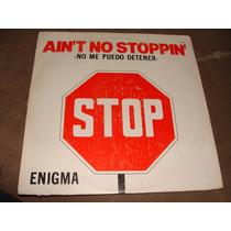 Acetato Stop Enigma, No Me Puedo Detener