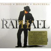 Raphael - Te Llevo En El Corazon 3 Cd Nuevo Cerrado