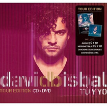 David Bisbal / Tu Y Yo Tour Edition / (cd+dvd)