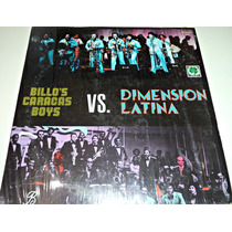 Lp Billos Caracas Boys Vs Dimension Latina
