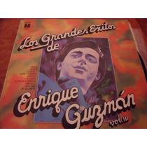 Lp Enrique Guzman, Los Grandes Exitos Vol 3, Envio Gratis