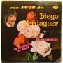 Diego Verdaguer / El Pasadiscos 1 Disco Lp Vinilo