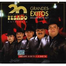 Pesado / Antología 20 Aniv / Deluxe / 3cd + 2dvd
