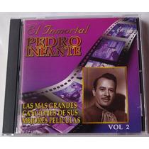 Pedro Infante Canciones De Sus Mejores Peliculas Cd Vol 2