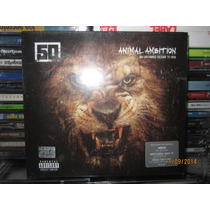 50 Cent - Animal Ambition - Deluxe Cd + Dvd Nuevo