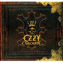 Ozzy Ozbourne / Memories Of A Madman / 1 Cd + 2 Dvd