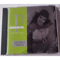Gloria Trevi 20 Exitos Serie Platino Cd Muy Raro 2004