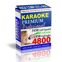 Pistas Karaoke Sin Repetir Ordenadas Y Originales Buen Fin