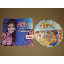 Aline Caricias Verdaderas 1999 Azteca Records Cd