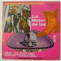 Mariachi Pepe Villa / Polkas Vol. 5 1 Disco Lp Vinilo