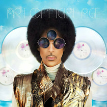 Prince / Art Official Age / Disco Cd Con 13 Canciones