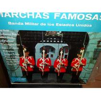Marchas Famosas Banda Militar De Estados Unidos Lp