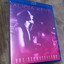 Alicia Keys Vh1 Historytellers Bluray Nuevo Y Sellado