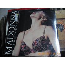 Madonna Laser Disc De 12 The Girlie Show Live Down Under