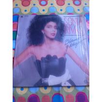 Sonia Rivas Lp Blanco Y Negro 1984