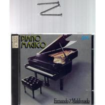 Cd Piano Magico Fernando Z Maldonado-1991-gas