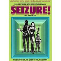 De Infarto / Seizure! Dvd Nuevo Terror Grindhouse Oliver Sto