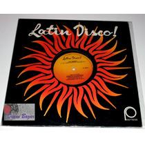 Lp Latin Disco! Los Sonor´s