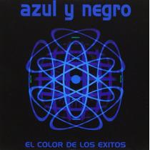 Cd Original Azul Y Negro El Color De Los Exitos Tengo Tiempo