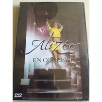 Alizee En Concert Dvd Nuevo Cerrado Nacional