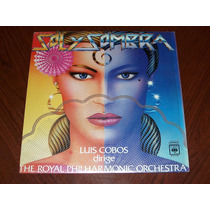 Luis Cobos Sol Y Sombra The Royal Philharmonic Lp Acetato