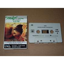 Sade Paradise Mix Paraiso Smooth Audio Cassette Kct Tape